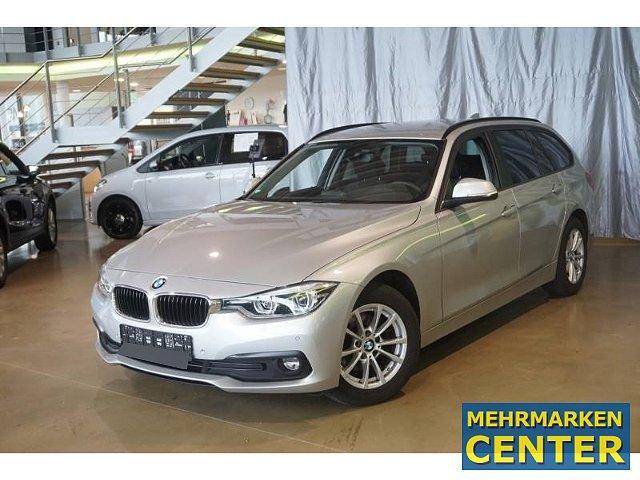 BMW 3er Touring - 318 d Advantage Autom LED Navi Keyl PDCv+h