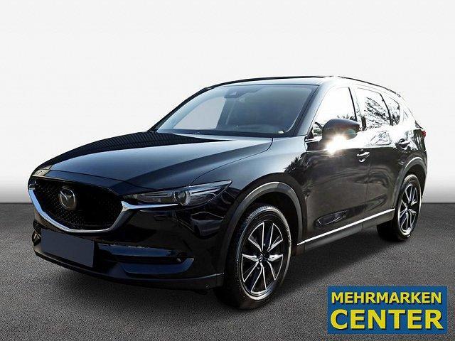 Mazda CX-5 - SKYACTIV-G 194 Aut. AWD Sports-Line Standhzg