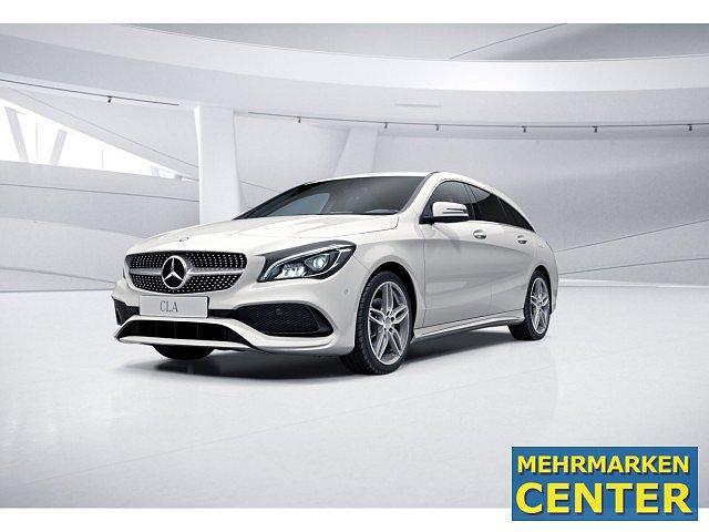 Mercedes-Benz CLA Shooting Brake - 200 SB AMG Sport LED Navi SHZ Einparkh. Klim