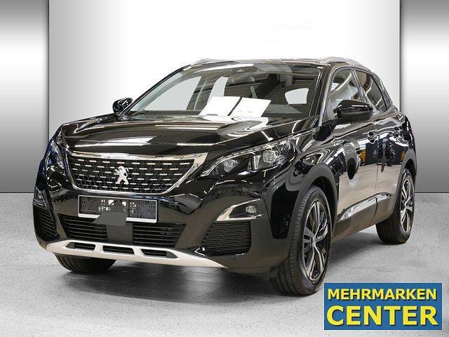 Peugeot 3008 - 1.5 BlueHDi 130 FAP Allura AHK Abstandstemp