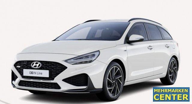 Hyundai i30 Kombi - N Line MH*LED*APP*Shzg*PDC*Cam*18Zoll