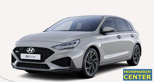 Hyundai i30 - 159 PS n. Modell! AT N-Line LED*Kamera*NAVI