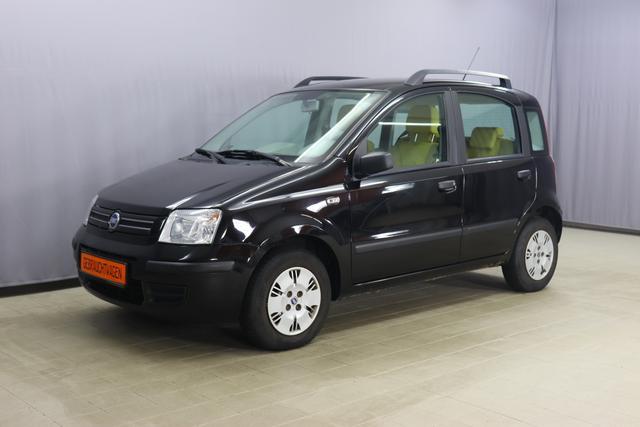 Fiat Panda - Dynamic 1.2 44kW 60PS, Klimaanlage, Aschenbecher, Digitale Uhr, Radio/Tuner, Cassetten-Spieler, ESP, Servolenkung, Isofix, Rammschutzleisten, Reserverad, 13 Zoll Stahlfelgen, uvm.