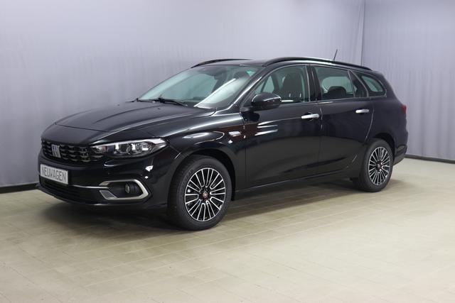 Fiat Tipo Kombi - Life Sie sparen 5.970,00 Euro 1.6 96kW (130PS), Navigationssystem, DAB, Park Paket: Parksensoren hinten und vorne, Rückfahrkamera, Sicherheitspaket: Totwinkelassistent, Adaptiver Geschwindigkeitsbegrenzer, Notbremsassistent, Keyless Go uvm.