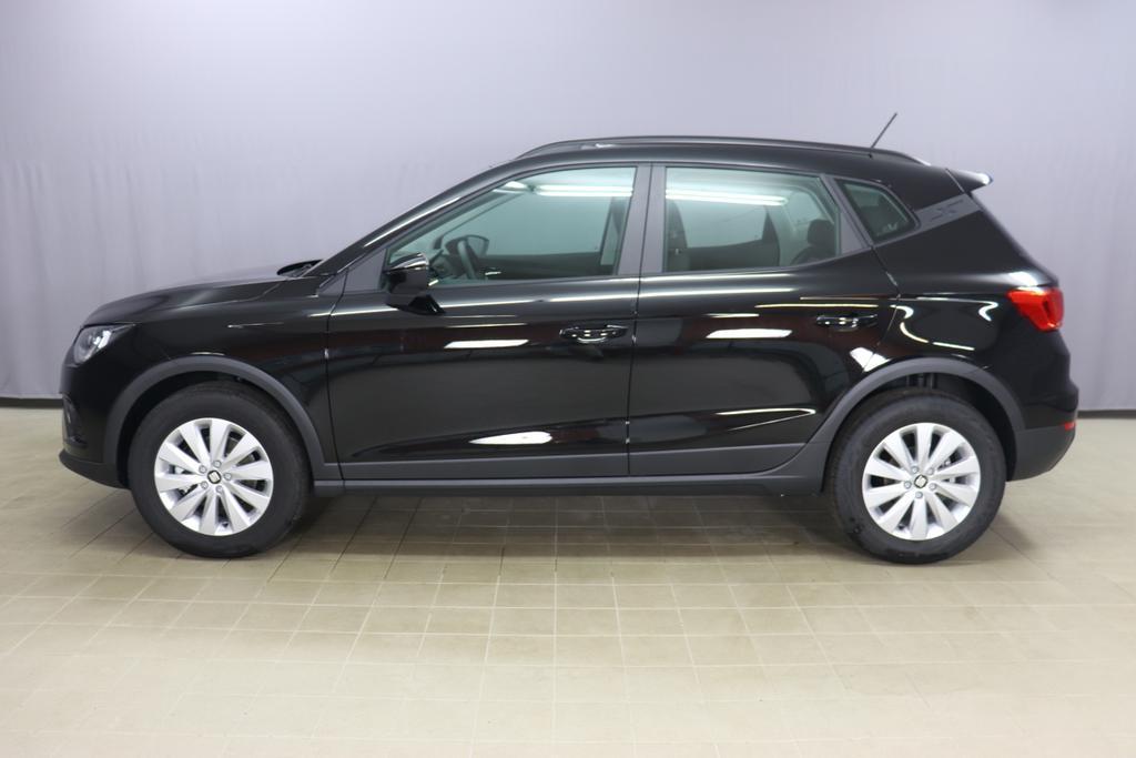 Seat Arona 1.0 TSI Benzin 81kW 110 StyleSchwarzSTOFF COMO (GRAU/SCHWARZ)