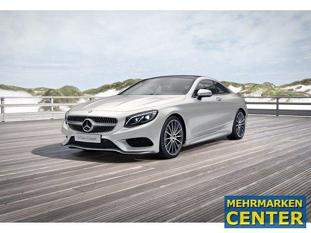 Mercedes-Benz S-Klasse - S 400 4M Coupé AMG Sport Abstandstemp. LED Pano