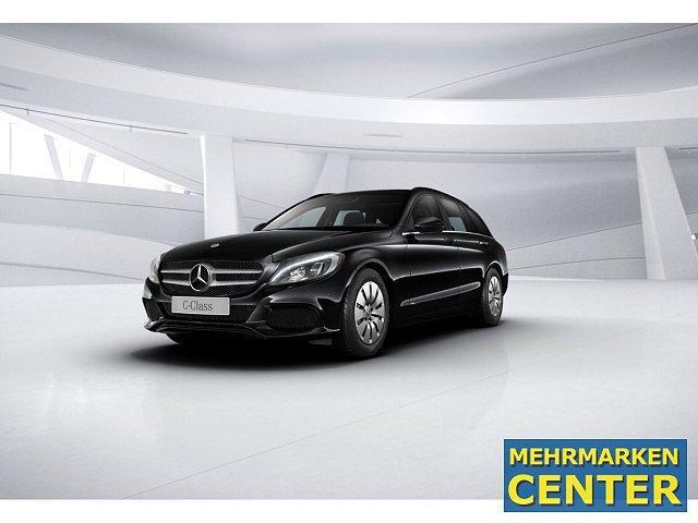 Mercedes-Benz C-Klasse - C 200 d T LED Navi Totw.-Ass. SHZ Einparkh. Park