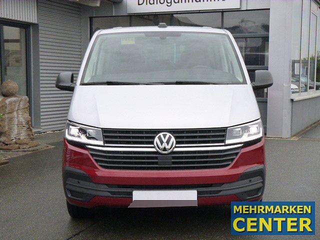 Volkswagen Multivan 6.1 - T6.1 Trendline TDI +AHK+7 SITZE+LED+TEM