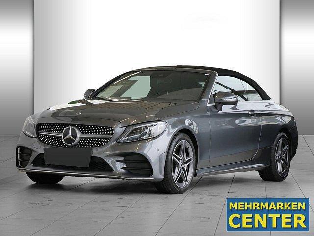 Mercedes-Benz C-Klasse - C 300 Cabrio AMG Sport Soundsys LED Navi Kamera
