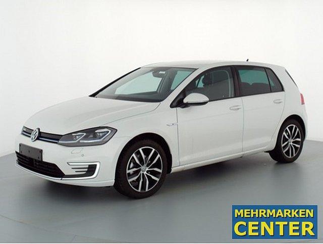 Volkswagen Golf - e-Golf BAFA faehig DAB LED Sitzhzg. W rmepumpe Dyn