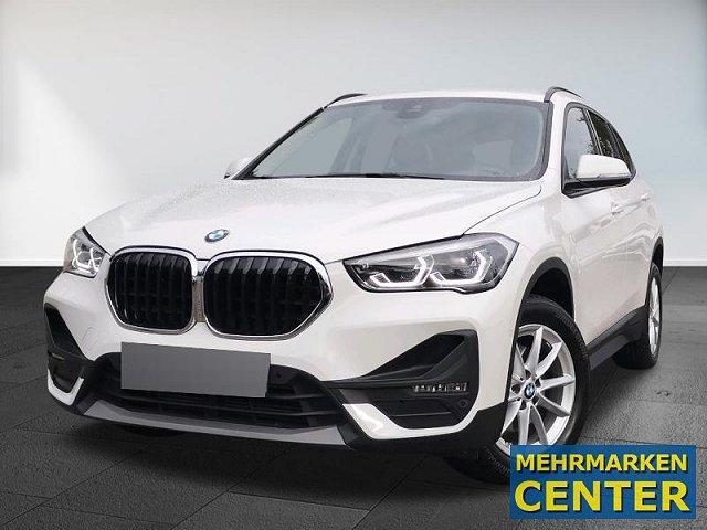 BMW X1 - sDrive18d Advantage Aut. Klimaaut. AHK DAB Navi PDC v+h inkl.Parkassistent LED Lenkradhzg.