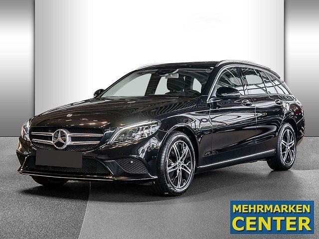 Mercedes-Benz C-Klasse - C 180 T Avantgarde Pano Kamera Spur+Totw. Multib
