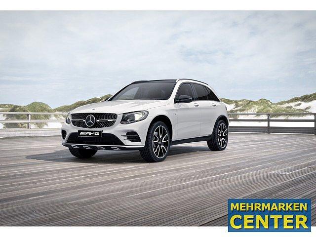 Mercedes-Benz GLC AMG - 43 4M AHK Standhz. Abstandstemp. Pano Na