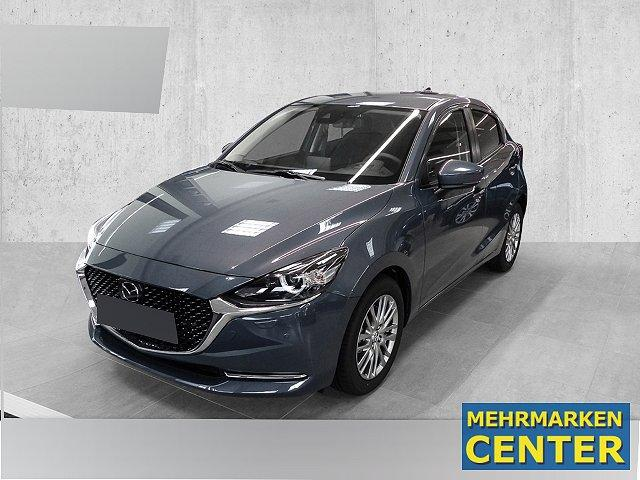 Mazda Mazda2 - 2 SKYACTIV-G 90 M Hybrid 6GS SPORTS TEC-P1 TEC-P2 NAVI