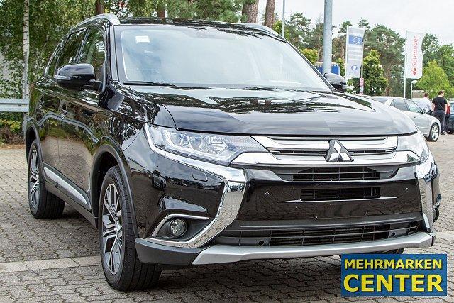 Mitsubishi Outlander - SUV-STAR+ 2.2DI-D*4WD*AUTOM*+NAVI+AHK*