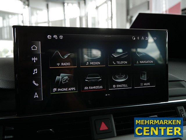 Audi A4 Avant 40 TFSI advanced black AHK ACC LED Navi