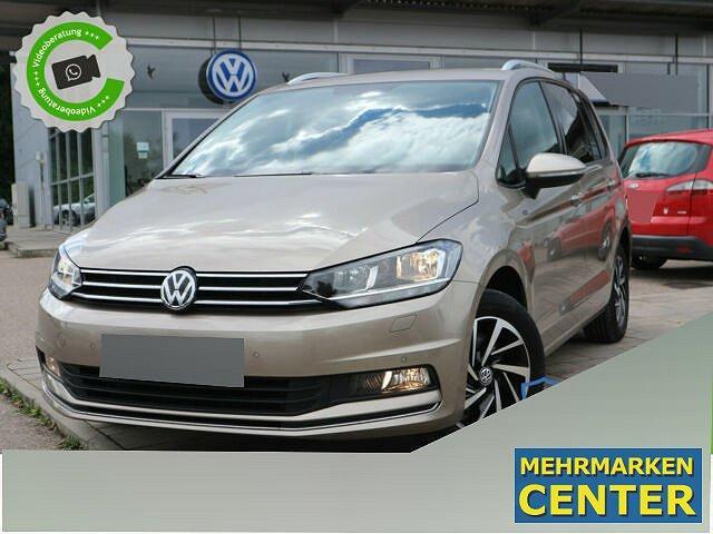 Volkswagen Touran - 1.2 TSI JOIN NAVI+AHK+BLUETOOTH+ACC+SHZ+P