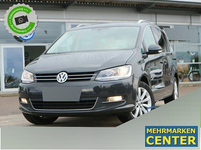 Volkswagen Sharan - 1.4 TSI DSG HIGHLINE NAVI+BLUETOOTH+SHZ+P