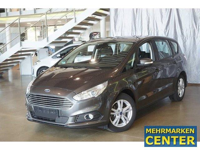 Ford S-MAX - Business 2.0TDCi Autom Navi SHZ 2xPDC MFL