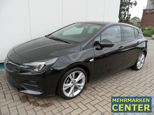 Opel Astra - Lim. 1,2 GS-Line 5-tg.+Sitzhzg+LED+Alu-18