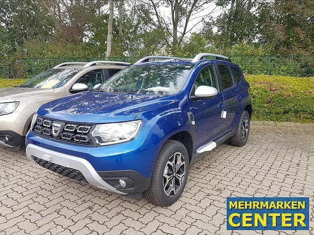 Dacia Duster - Prestige ALU+NAVI+SHZ+360°KAMERA+Totwinkel-Assi...