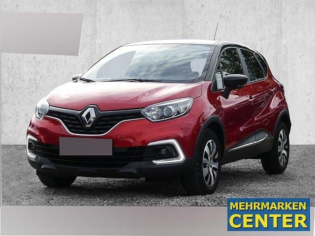 Renault Captur - Limited 1.5 dCi 90 eco LED-hinten LED-Tagfahrlicht Multif.Lenkrad RDC Klima