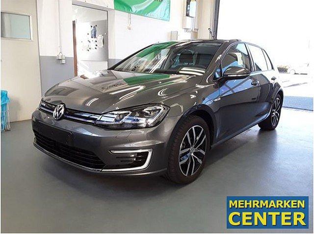 Volkswagen Golf - e-Golf BAFA faehig DAB LED ACC W rmepumpe Kessy Re