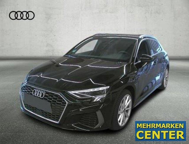 Audi A3 - Sportback 40 eTFSI S-tronic S Line LED/Navi/Spo