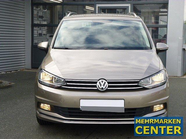 Volkswagen Touran - SOUND TDI +AHK+ACC+EL. HECKKLAPPE+APP CON