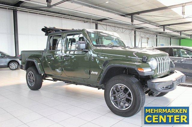 Jeep Gladiator - 3,0 V6 MULTIJET 4WD OVERLAND FAHRWERKSERHÖHUNG