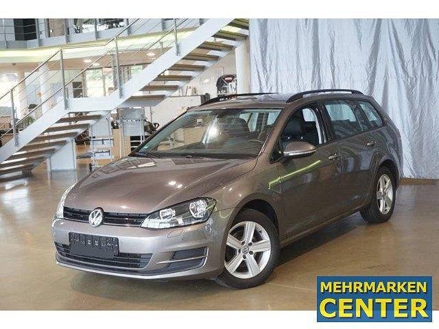 Volkswagen Golf Variant - 2.0TDI*DSG Tempom. Navi PDCv+h SHZ