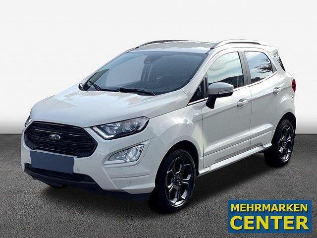 Ford EcoSport - 1.0 EcoBoost ST-LINE Navi BO Xenon