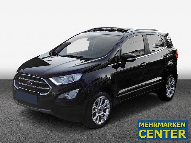 Ford EcoSport - 1.0 EcoBoost TITANIUM Navi mit BO Xenon