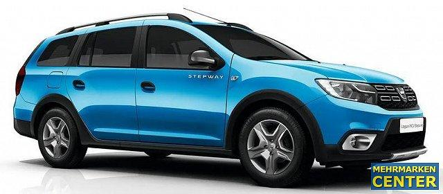 Dacia Logan MCV - II Stepway Navi Tempo u.v.m.