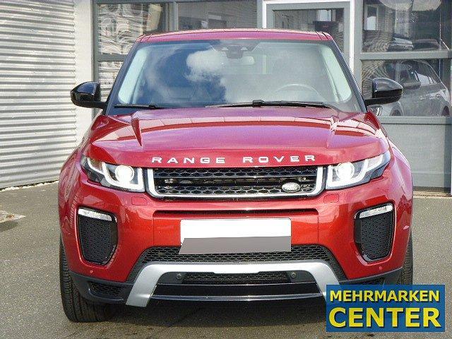 Land Rover Range Rover Evoque - SE Dynamic TD4 AWD Automatik