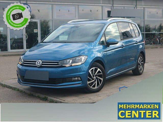 Volkswagen Touran - 1.4 TSI JOIN NAVI+KAMERA+CLIMATRONIC+BLUE