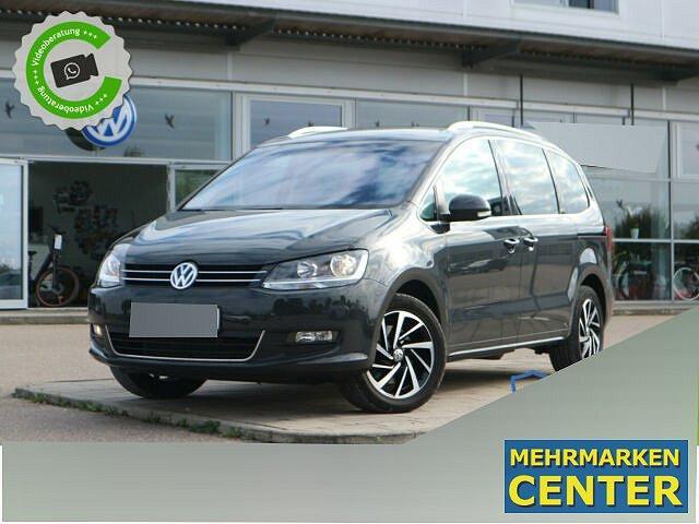 Volkswagen Sharan - 2.0 TDI JOIN NAVI+AHK+ACC+BLUETOOTH+SHZ+P
