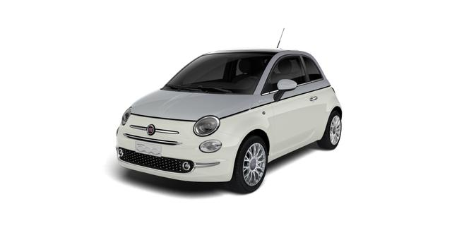 Fiat 500 - Dolcevita 1.0 GSE Hybrid 51kW, Klimaautomatik, Höhenverstellbarer Fahrersitz, 7