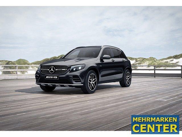 Mercedes-Benz GLC AMG - 43 4M AHK Pano LED+ 360° Totw- SHZ PTS