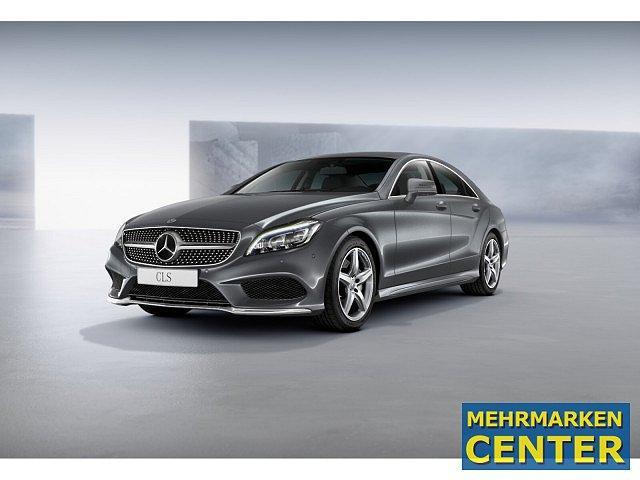 Mercedes-Benz CLS-Klasse - CLS 350 d AMG Line Distronic SHD LED Comand 360°