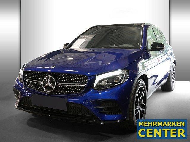 Mercedes-Benz GLC AMG - 43 4M AHK Distronic+ Standhz Pano HUD Bu