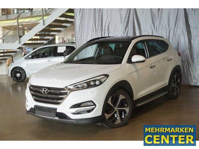 Hyundai TUCSON - 25 Jahre 4WD 2.0CRDi Autom LED Panodach
