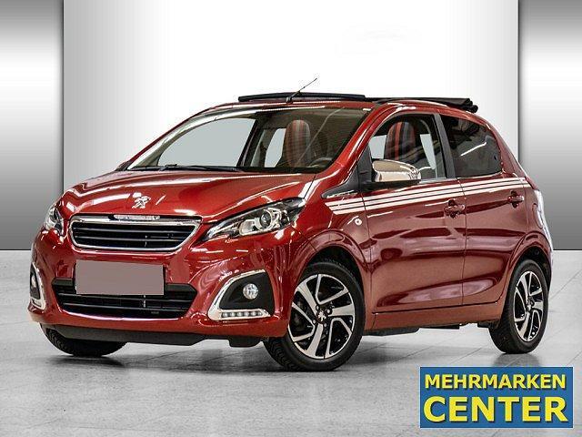Peugeot 108 - TOP! Collection SHD SHZ Klima Bluetooth Lede