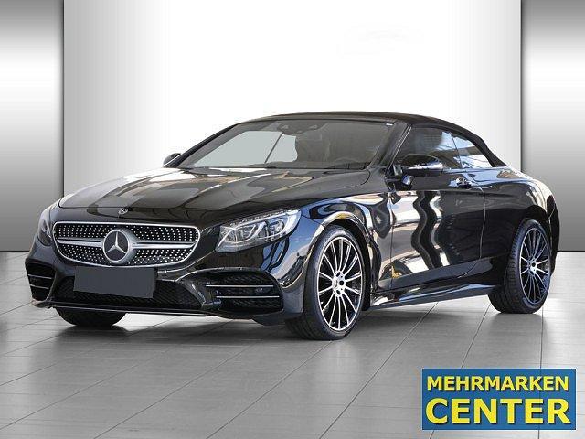 Mercedes-Benz S 560 - Cabrio AMG Sport PLUS 20
