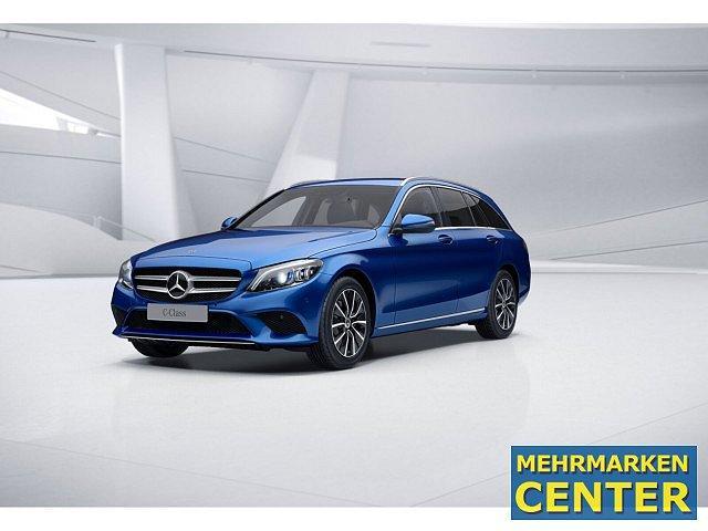 Mercedes-Benz C-Klasse - C 220 d 4M T Avantgarde Distr. LED HUD Navi Kame