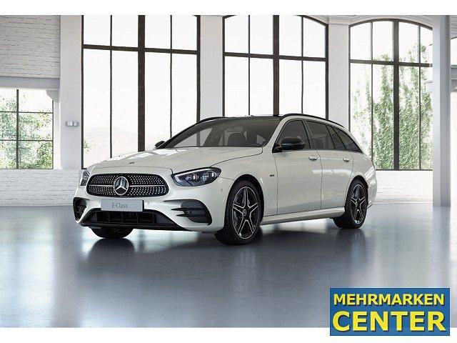 Mercedes-Benz E-Klasse - E 300 de T AMG Sport Night Burm Keyl Distr LED P