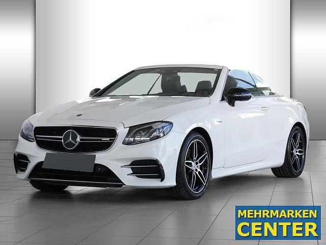 Mercedes-Benz E-Klasse - E 53 AMG 4M+ Cabrio Vmax Wide Abstandstemp.