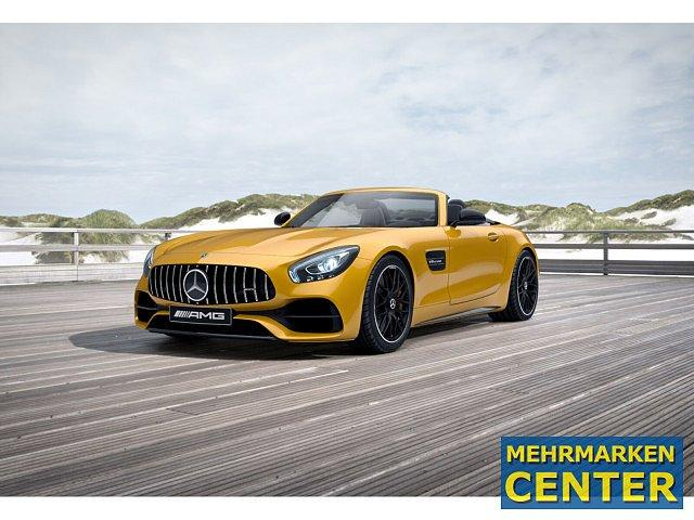 Mercedes-Benz AMG GT C Roadster - Keramik Performance Carbon Sol
