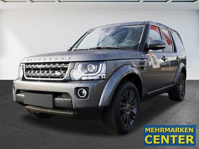 Land Rover Discovery - SDV6 GRAPHITE 7-Sitzer EURO6 Navi AHK Kamera Panodach