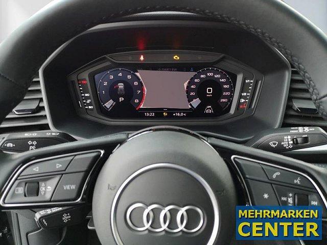 Audi A1 Sportback 30 TFSI 81(110) kW(PS)